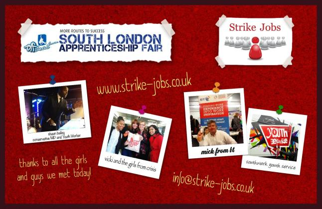 South London Apprenticeship Fair 2012