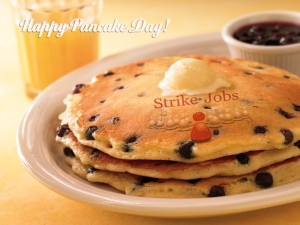 Strike Jobs Pancake