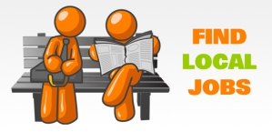 how to find local jobs