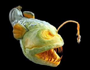 fish pumpkin