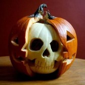 SkullPumpkin